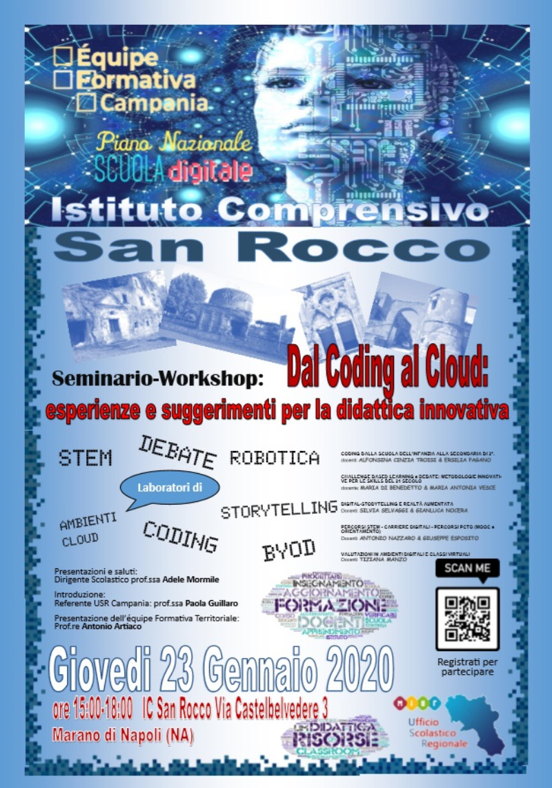 Seminario Workshop dal Coding al Cloud